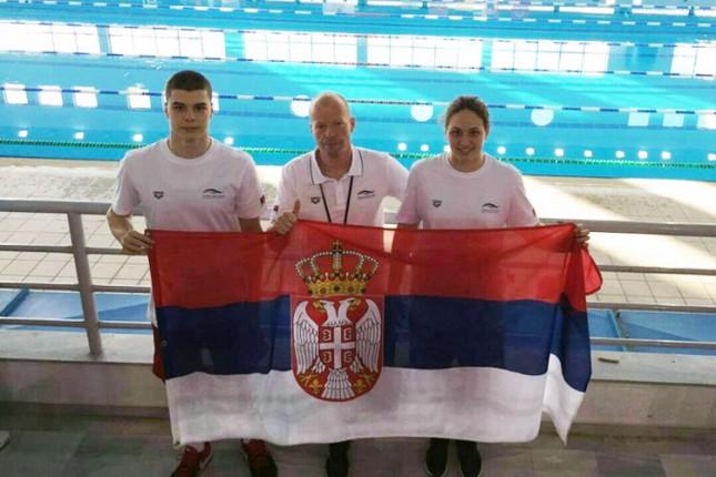 Četiri medalje Spartakovih plivača na Balkanskom prvenstvu u Grčkoj