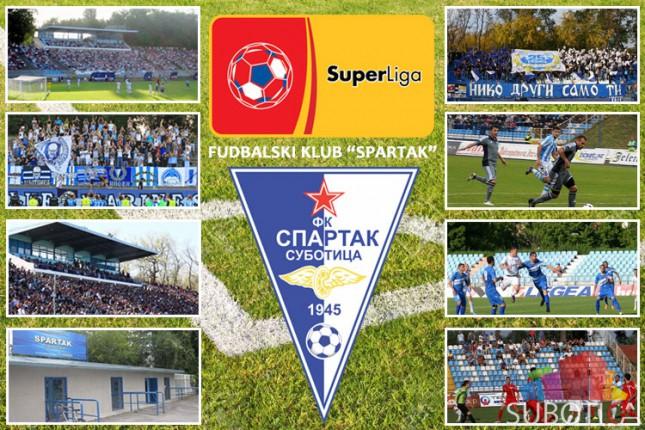 Fudbaleri Spartaka igrali nerešeno na ovosezonskoj premijeri na Gradskom stadionu