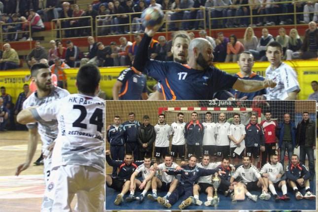 Rukometaši Spartaka osvojili turnir u Vrbasu
