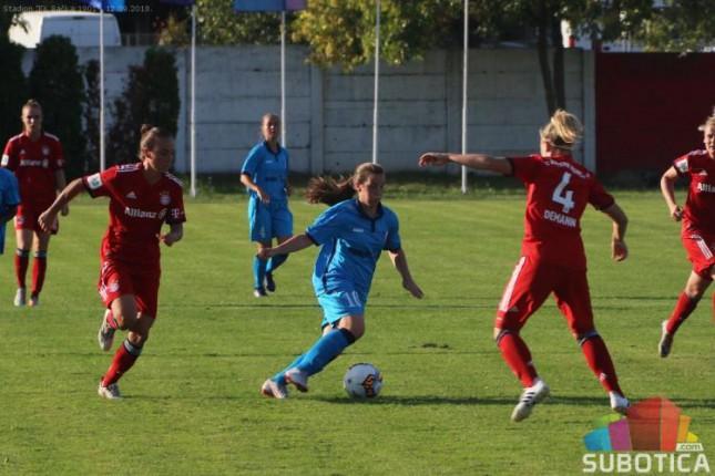 Fudbal: Nemice ubedljive protiv Spartaka u prvom meču Lige šampiona