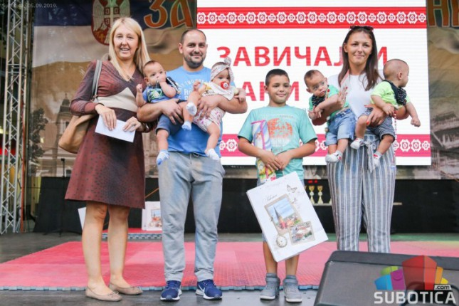 """Konferencija beba"" okupila najmlađe Subotičane"