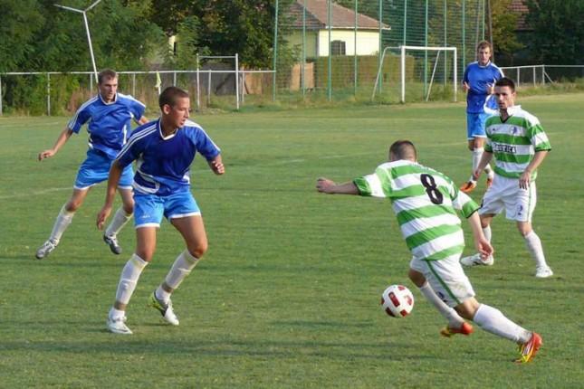 "FK ""Subotica"" odigrao 2:2 sa FK ""Tisa"""