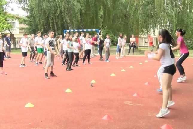 Obeležen Međunarodni dan fizičke aktivnosti