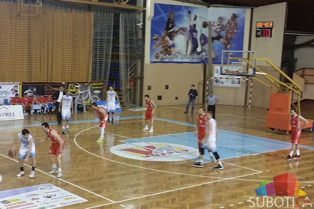 Košarkaši Spartaka savladali Vršac (84:77)
