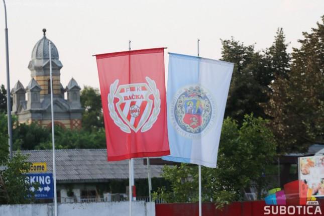 Fudbal: Bačka 1901 dočekuje Radnički iz Sremske Mitrovice