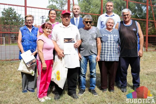 """Pobednik šeste Kotlićijade ekipa """"Prijatelji Zorke"""""""