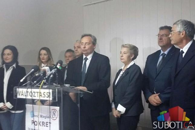 Pokret za građansku Suboticu za saradnju sa svim strankama