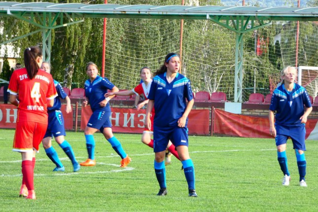 "Fudbal: ""Golubice"" slavile protiv Vojvodine u Novom Sadu (0:2)"