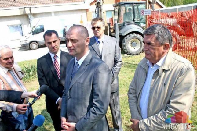 Početak radova na izgradnji kotlarnice za biomasu u Gerontološkom centru