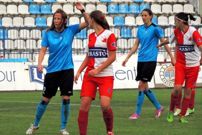 Fudbalerke Spartaka pobedile Vojvodinu (6:0)