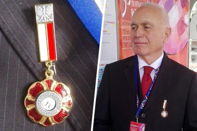 Slobodanu Markoviću dodeljeno visoko priznanje u Poljskoj