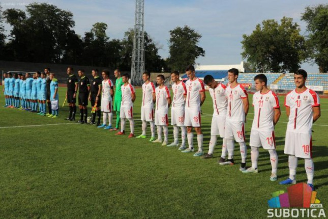 """Fudbal: Srbija uspešna na startu memorijala """"Stevan Ćele Vilotić"""""""