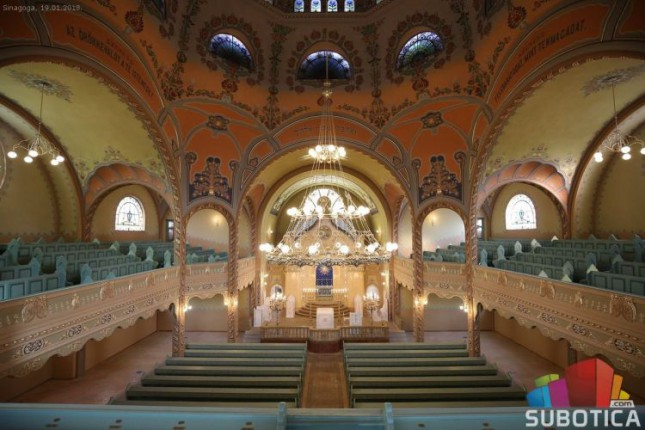 Završena obnova Sinagoge