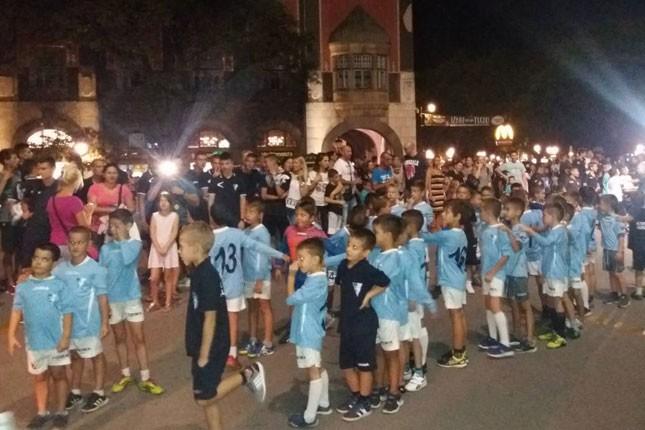 Fudbal: Spartak održao promociju kluba - prvog tima, mlađih kategorija i Škole fudbala