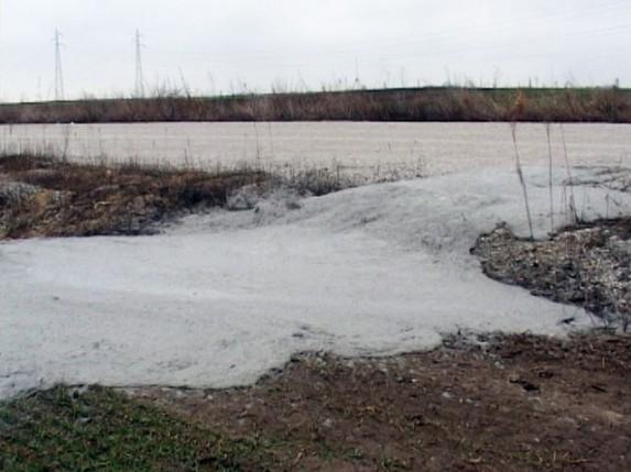 Zagađeno zemljište kod Y kraka