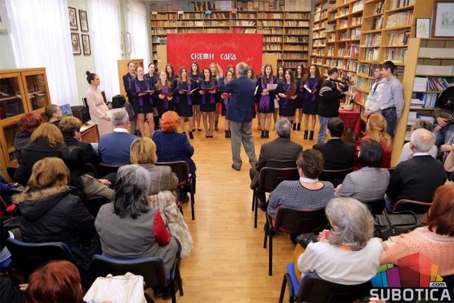 Subotičke škole obeležile školsku slavu Svetog Savu