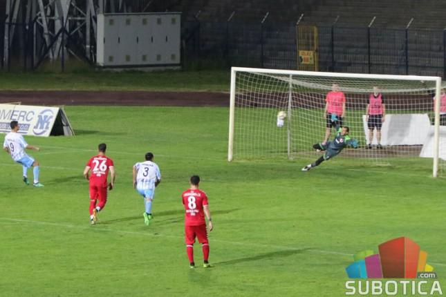 Fudbal: Spartak savladao Radnički i na korak je od takmičenja u Evropi!