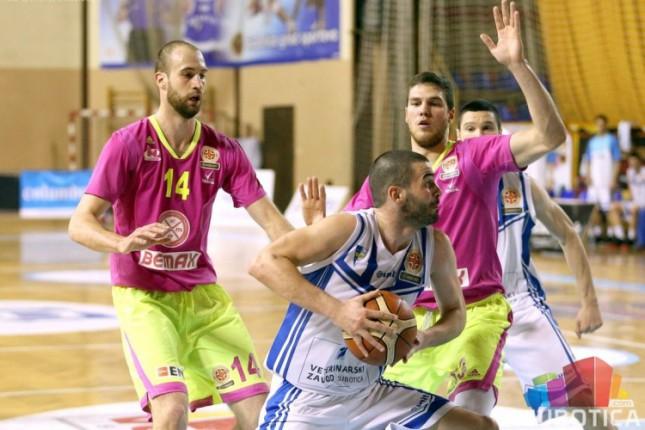 Košarkaši Spartaka poraženi od Megaleksa (93:68)