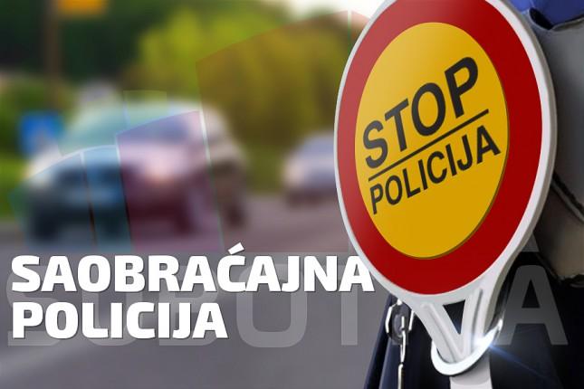 Preko 400 sankcionisanih i 10 isključenih vozača tokom protekle sedmice