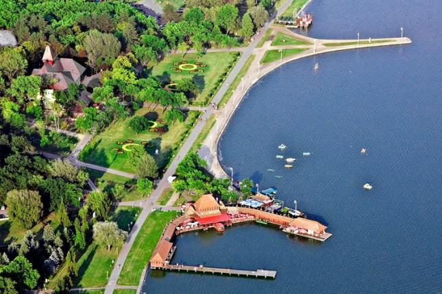 Konsultanti nadgledaju projekat zaštite biodiverziteta Palićkog jezera