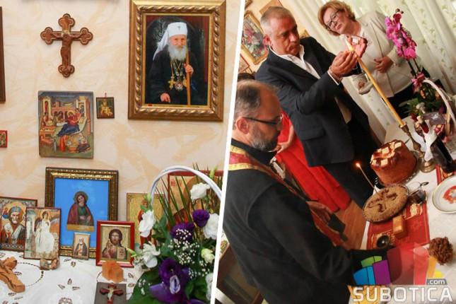 Kolo srpskih sestara obeležilo krsnu slavu