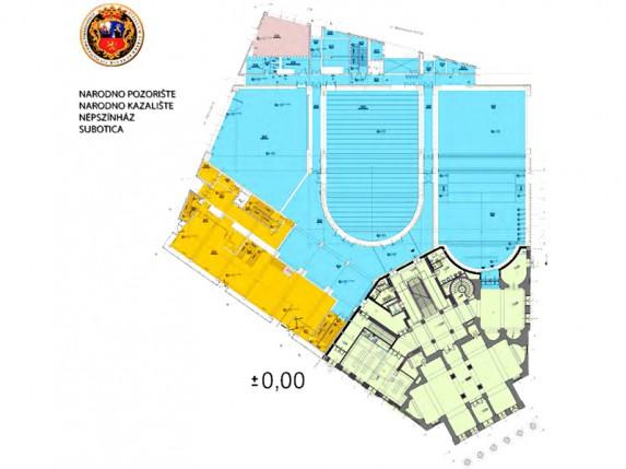 Namena buduće zgrade Narodnog pozorišta?