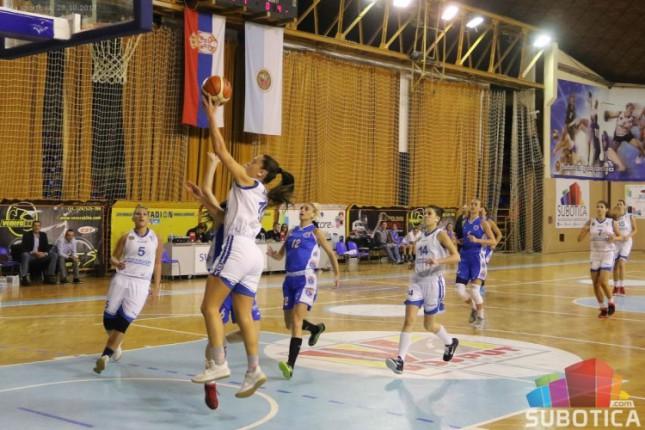 Košarka (Ž): Novi poraz Subotičanki