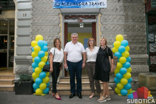 """Otvorena turistička agencija """"Aleksandra travel"""""""