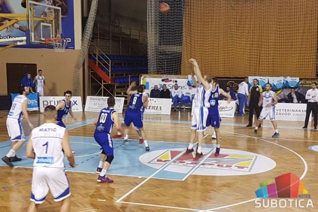 Košarkaši Spartaka savladali Smederevo (86:71)
