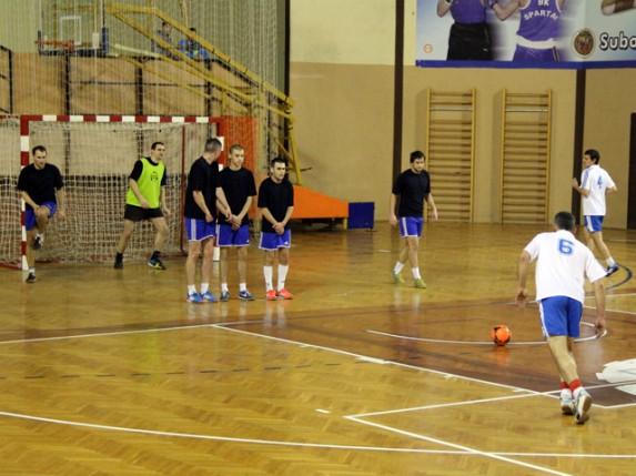 Poznati učesnici četvrtfinala 41. Novogodišnjeg turnira u malom fudbalu