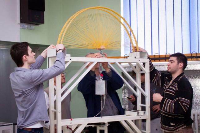 Održano 5. takmičenje u pravljenju mostova od testa