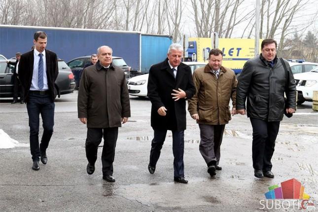 Direktori srpske i mađarske policije o sprečavanju ilegalnih prelazaka granice