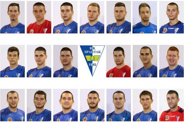 Rukomet: Spartak u podmlađenom sastavu u novu sezonu
