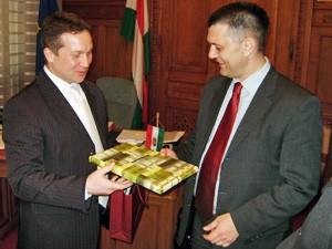 Uručenje nagrade Saši Vučiniću