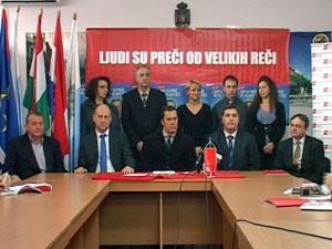Socijaldemokratska partija širi infrastrukturu