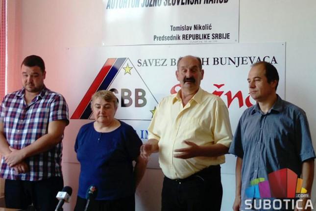 Savez bačkih Bunjevaca obeležio 10 godina rada