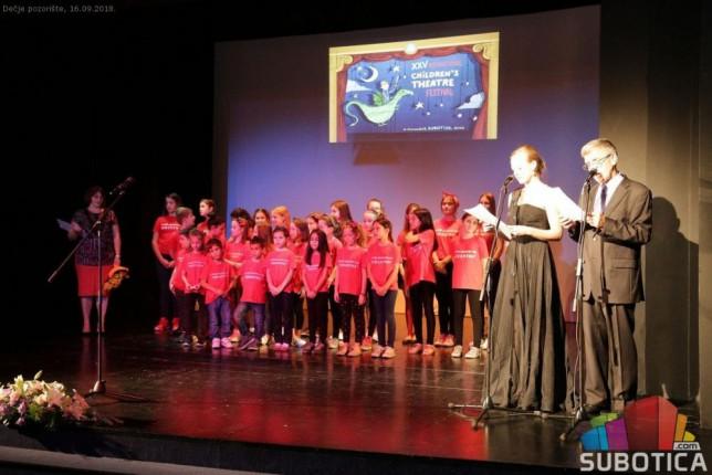 Otvoren 25. Međunarodni festival pozorišta za decu u Subotici
