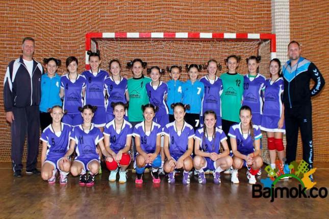 Održan 2. turnir rukometnog prvenstva Vojvodine za pionirke