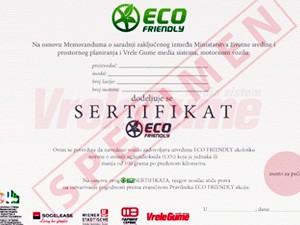 Dulić: subvencije za Eko automobile