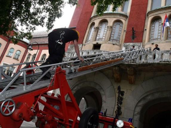 Prezentacija novog vatrogasnog vozila