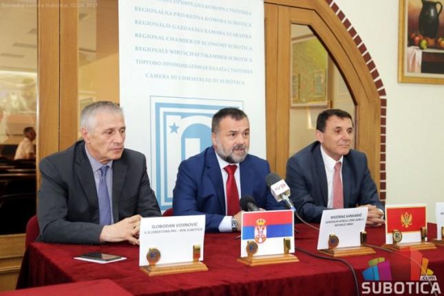 Održan Poslovni forum domaćih i crnogorskih privrednika