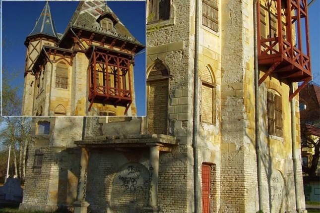 """Rekonstrukcija fasade na vili """"Bagojvar"""""""