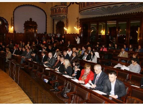 U četvrtak 14. sednica Skupštine grada Subotica