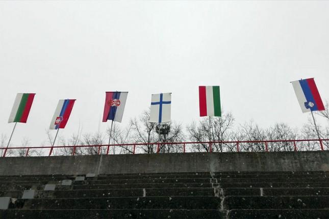 Veterani uživali na ledu