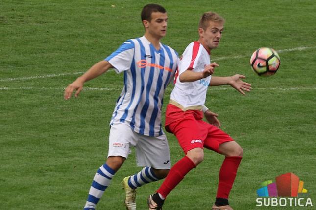 Fudbal: Bačka 1901 poklekla pred liderom (0:4)
