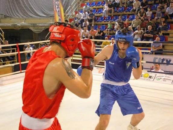 Poraz bokserske ekipe Spartaka u BoxingOne ligi