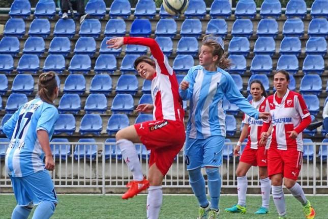 Fudbal (Ž): Spartak bolji od Crvene zvezde u Beogradu (0:2)