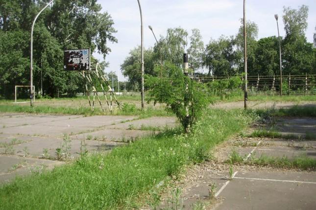 Nebriga o sportskom terenu na Paliću