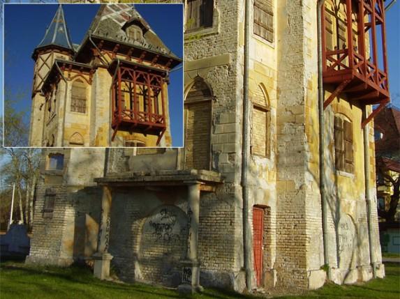 Rekonstrukcija fasade vile Bagojvar
