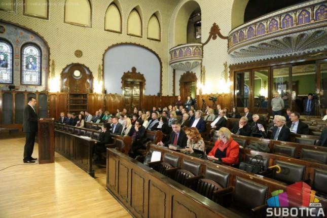 Skupština grada o kašnjenju Regionalne deponije i ustanovama kulture